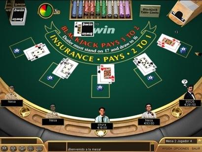 blackjack apuesta