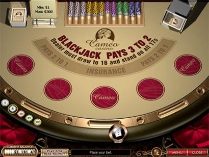blackjack jugador