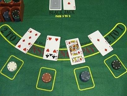 blackjack manos