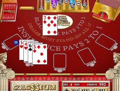 Juego gratis blackjack netbeans