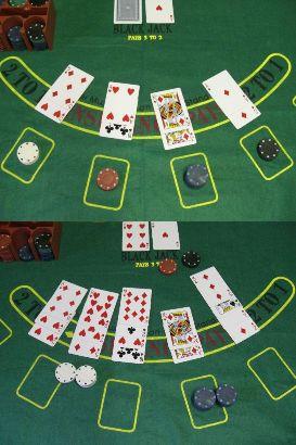 black jack juego