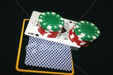 apuesta minima ciega en un casino
