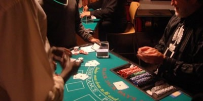 Separar  cartas en el BlackJack